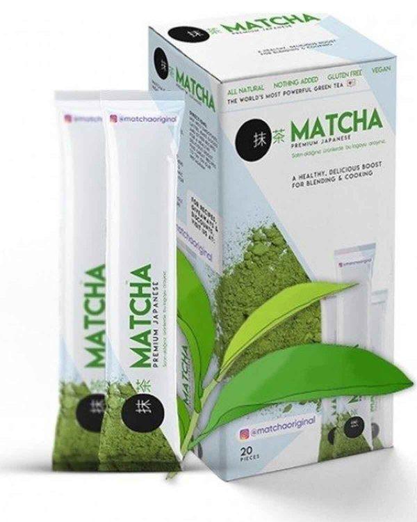 شاى ماتشا للتخسيس- Matcha Tea