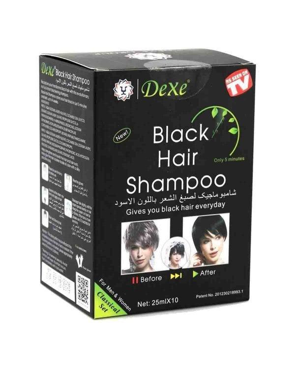 شامبو علاج الشيب والشعر الأبيض - Black And White